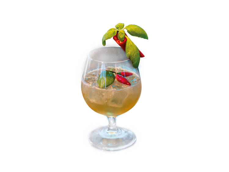 Três sítios para beber cocktails picantes