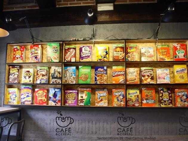 M&M Café y Cereal