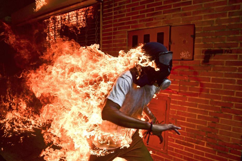 Les 10 imatges més impactants del World Press Photo 2018