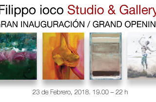 Filippo ioco Studio & Gallery Grand Opening