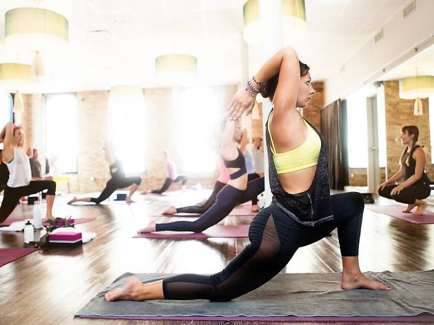 The best yoga studios in Chicago