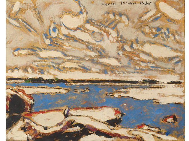 David Milne: Modern Painting review