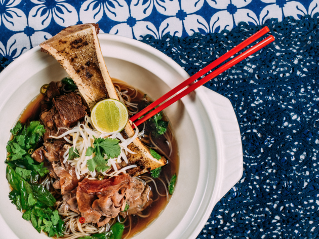 Everything you should eat in Chinatown in one map