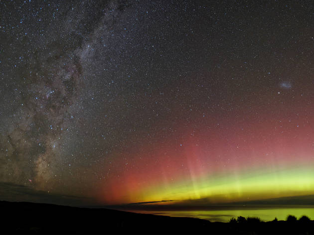 Where to see the Aurora Australis in Melbourne