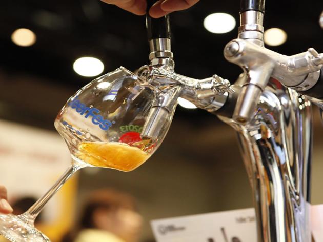 Beer Fes Tokyo 2018