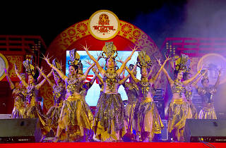 Chinese new year, Tourism Authority of Thailand