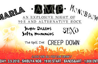 Amp - The Return of the 1990s