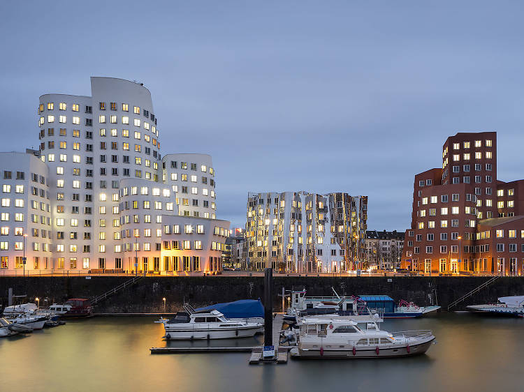 Where to stay in Düsseldorf