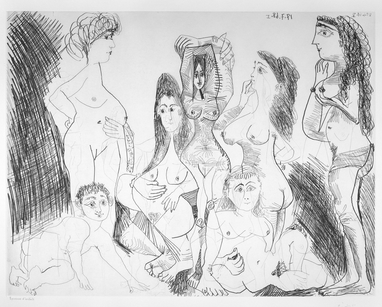 5 motivos para ver 'Picasso y el museo'