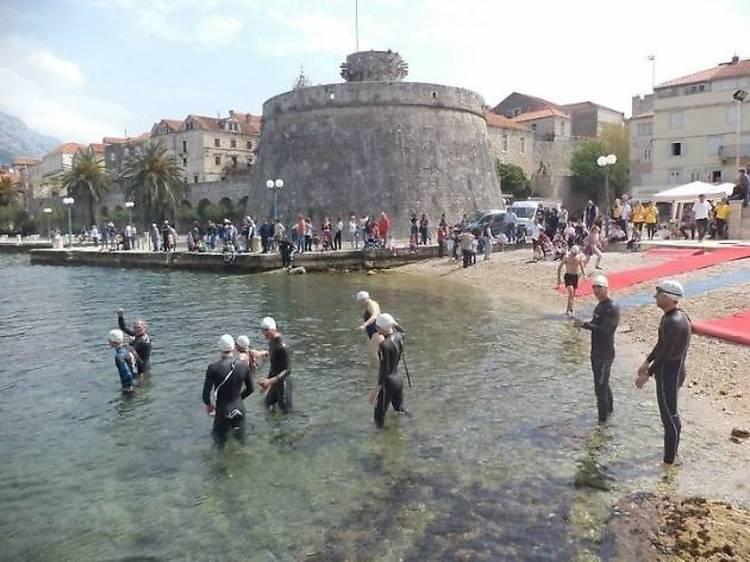 Marco Polo Challenge, Korčula Town