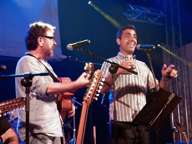 Miquel Gil i Pep Gimeno 'Botifarra'