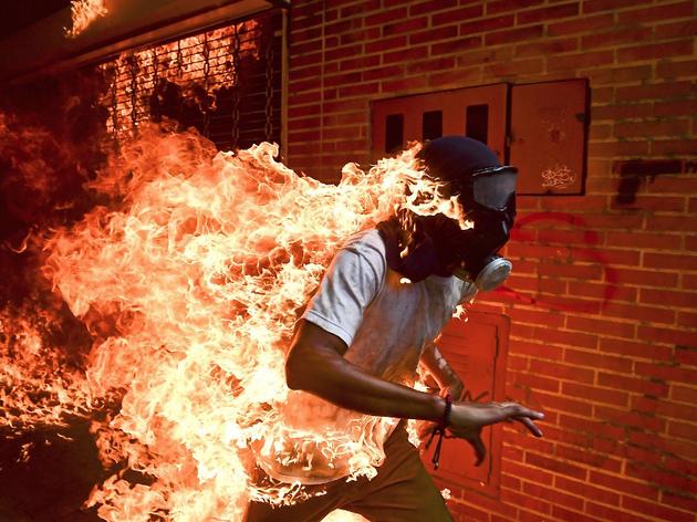 Las fotos más impactantes del WPP 18'