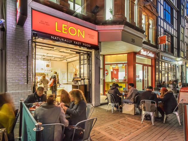 Leon Carnaby Street