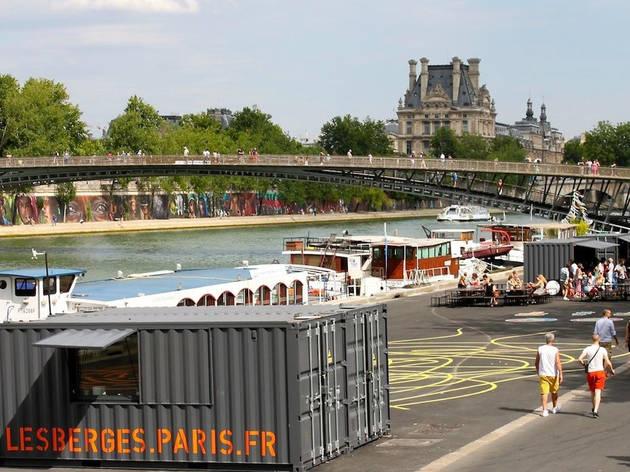 Uma beira-rio como a do Sena