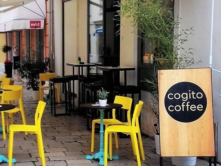 Cogito Coffee Shop