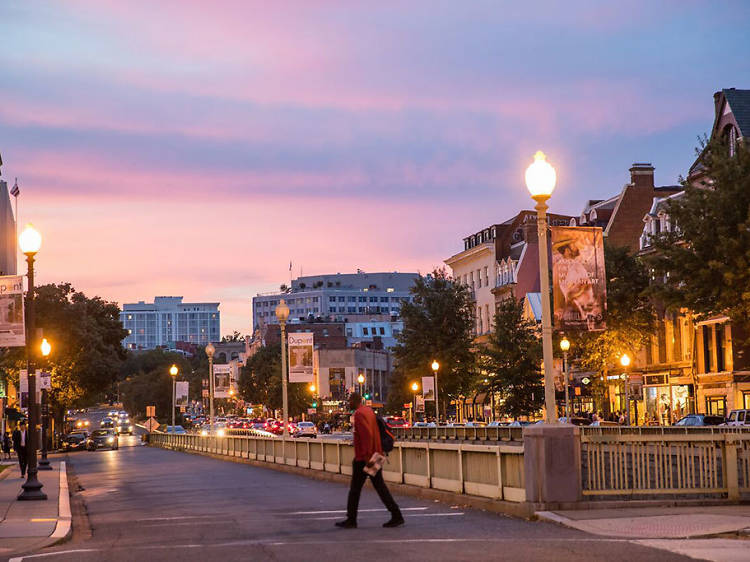 Where to stay in Washington, DC