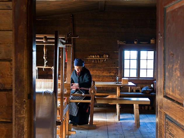 Skansen Open-Air Museum tours