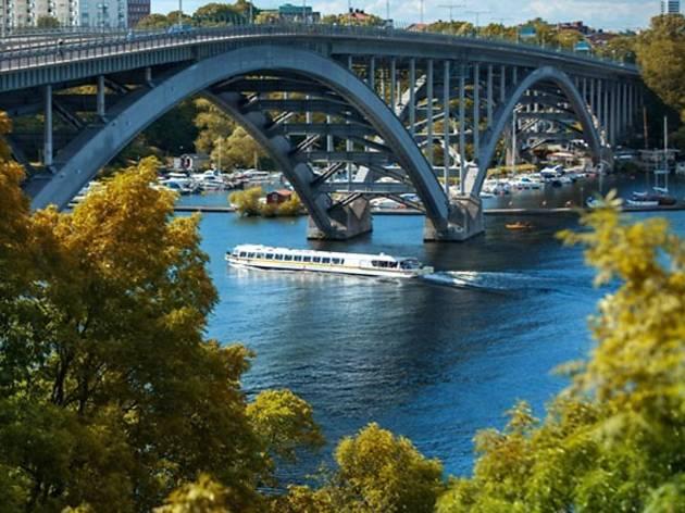 Under the Bridges of Stockholm tour