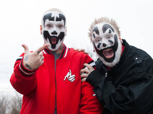 Juggalo Day Weekend at Fremont Country Club