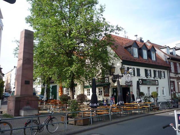 Bornheim in Frankfurt