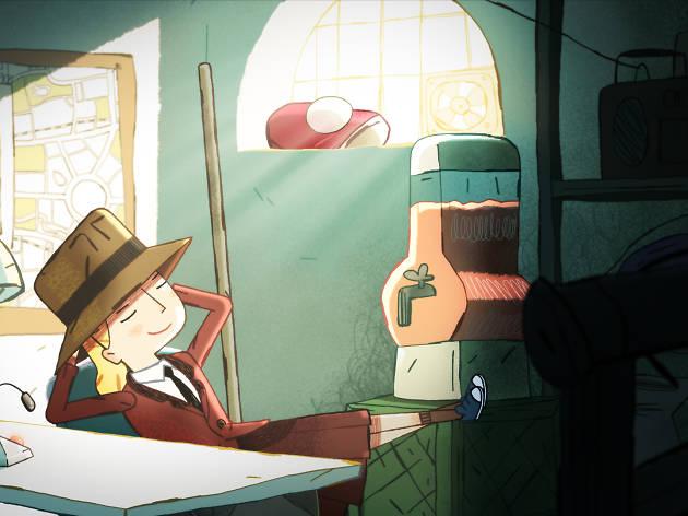A Detective do Bairro PLAY