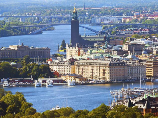 Stockholm Super Saver walking tour