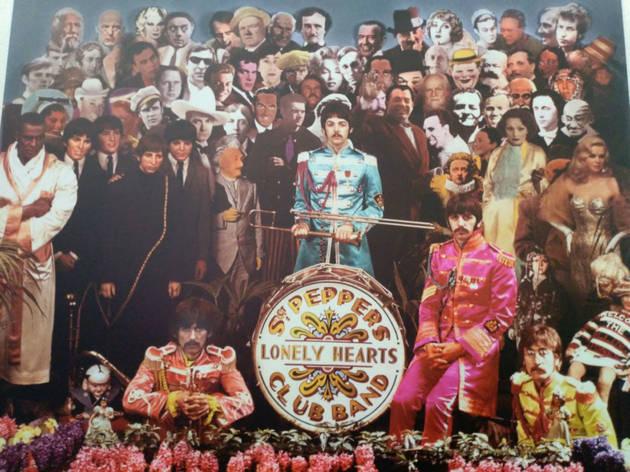 Sgt. Pepper a través de la lente