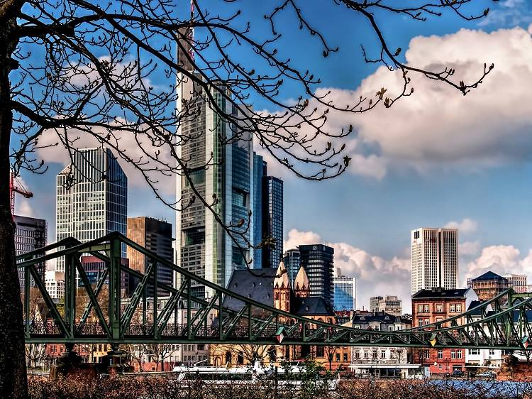 5 areas of Frankfurt worth staying in