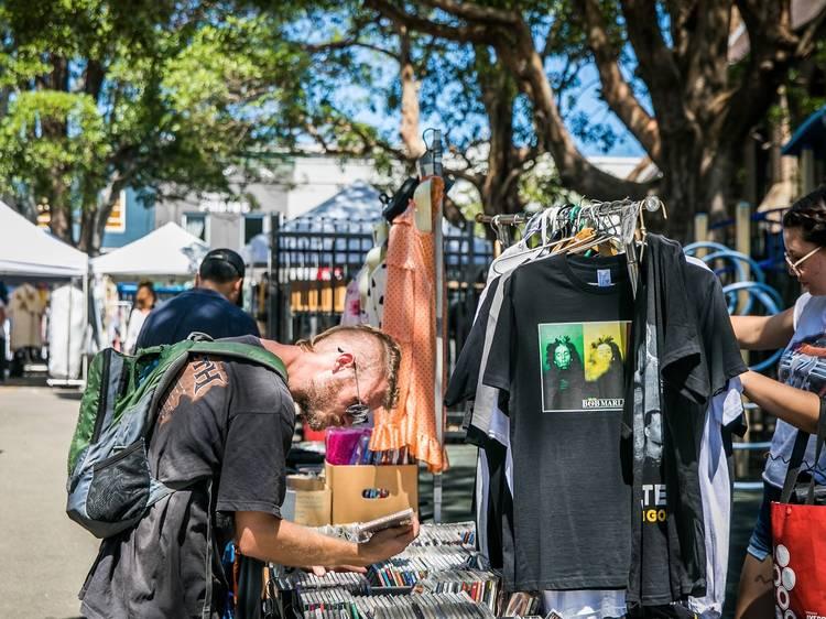 Rozelle Collectors Market