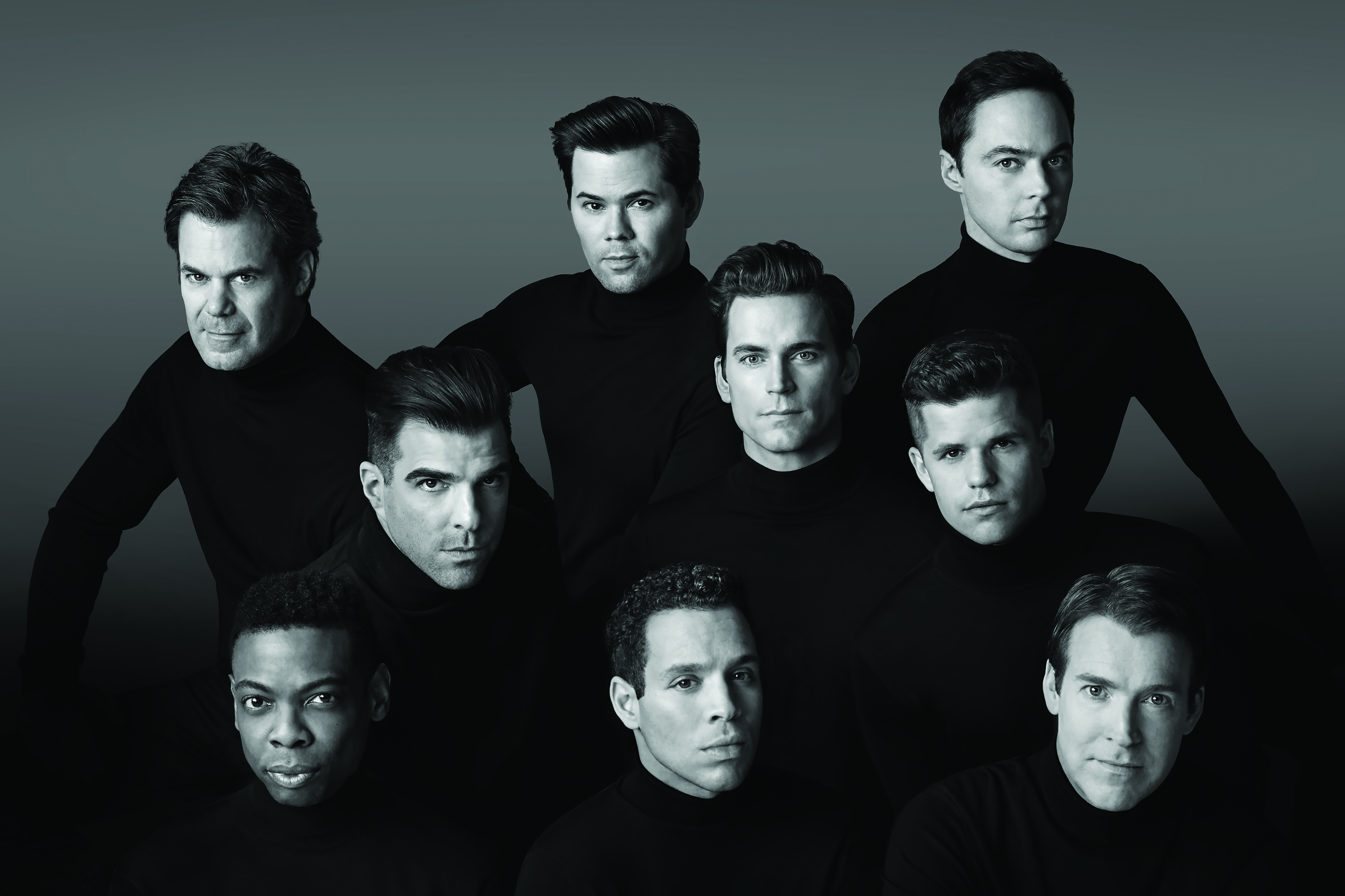 Meet the all-star, all-gay cast of Broadway's upcoming revival of The Boys in the Band