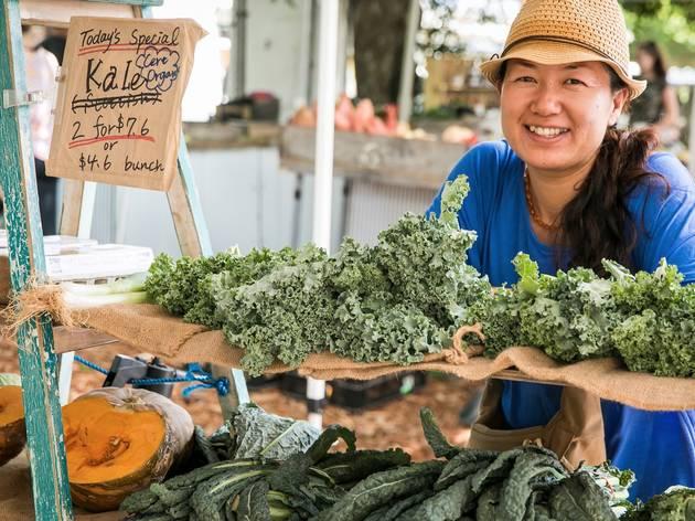 Marrickville Markets (Photograph: Anna Kucera)