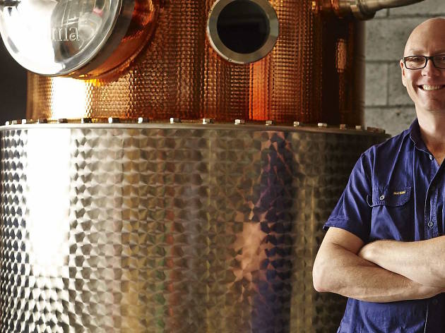 Things you only know if you're a gin distiller