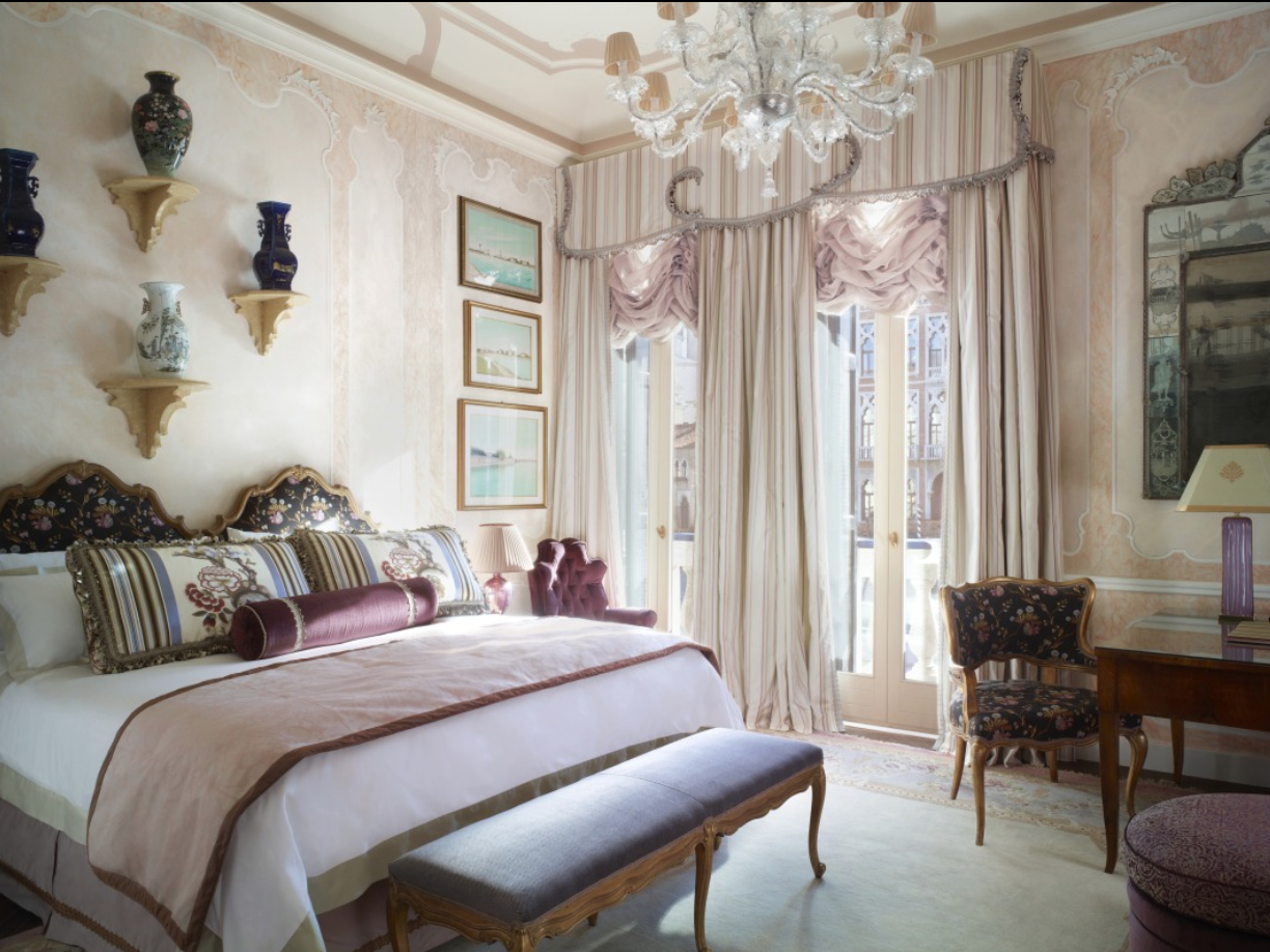 Photograph: Courtesy Gritti Palace