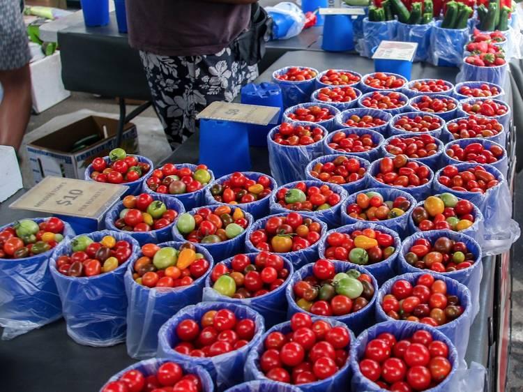 Orange Grove Organic Food Markets