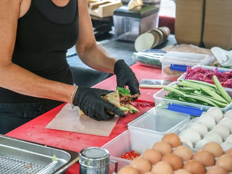 Kings Cross Farmers Market