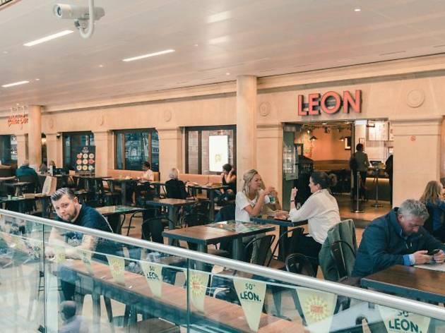 Leon Paddington | Restaurants in Paddington, London