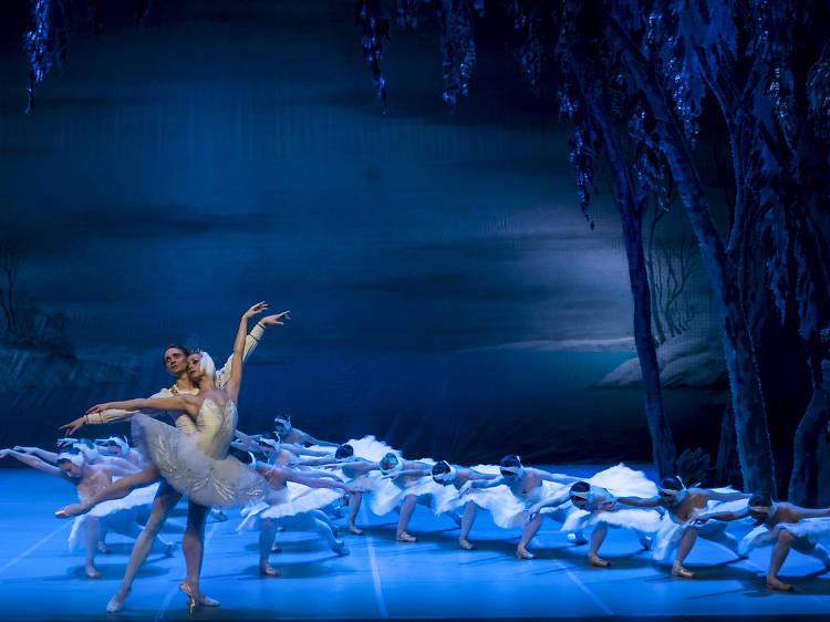 Ópera Nacional de París: El lago de los cisnes