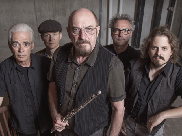 Festival Mil·leni 19: Jethro Tull by Ian Anderson