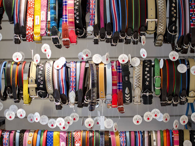 London for Dogs - Bow Wow shop, Covent Garden