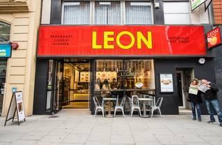 Leon High Holborn