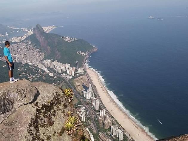 Pedra da Gávea, Rio de Janeiro