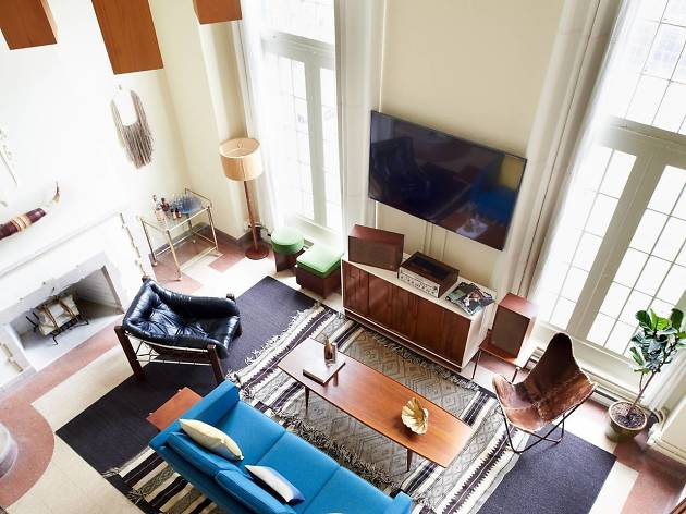 Hotel penthouse in River North