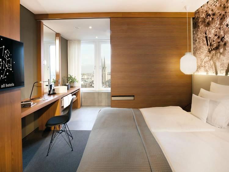 The very best hotels in Düsseldorf