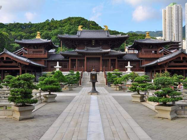 Chi Lin Nunnery. Image: Annette Chan