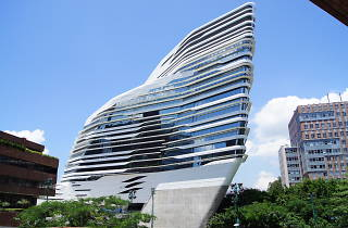 Jockey Club Innovation Tower, Hong Kong Polytechnic University School of Design