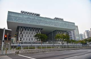 Hong Kong Design Institute. Image: Annette Chan