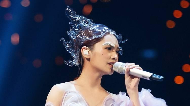 Rainie Yang 楊丞琳. Image: HIW