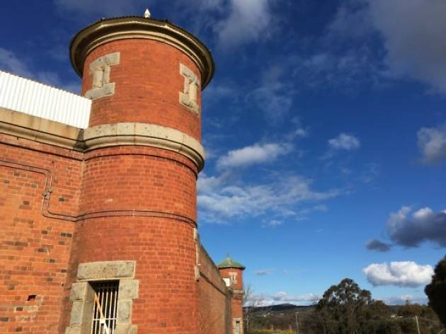 Old Castlemaine Gaol - Vantage Point