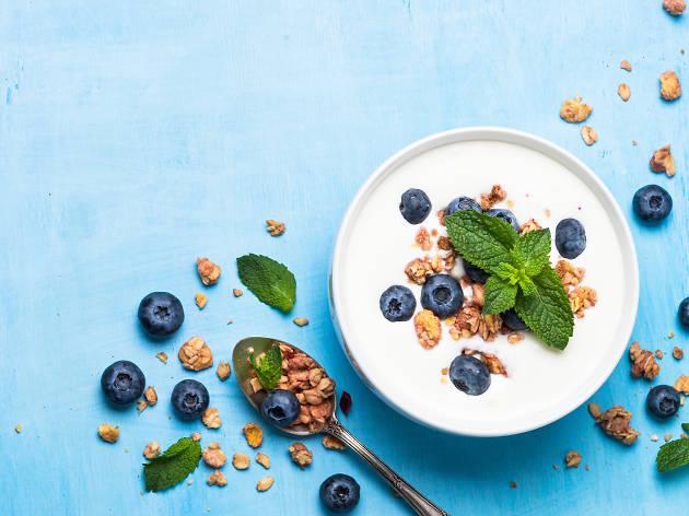 5 plans sorprenents amb gust a iogurt