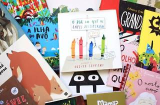 Baobá, livros